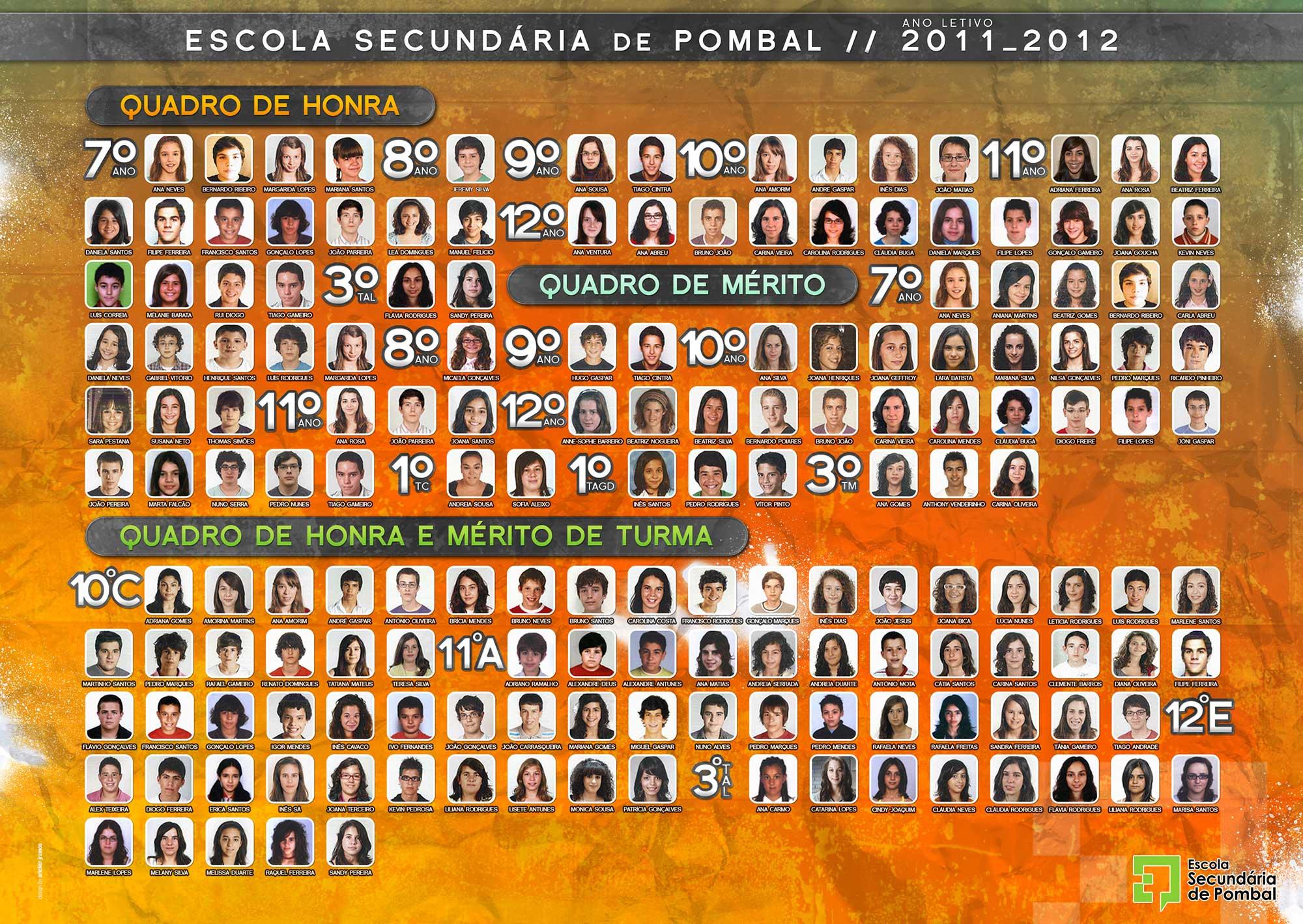 Honra Mérito 2012 (Quadro)