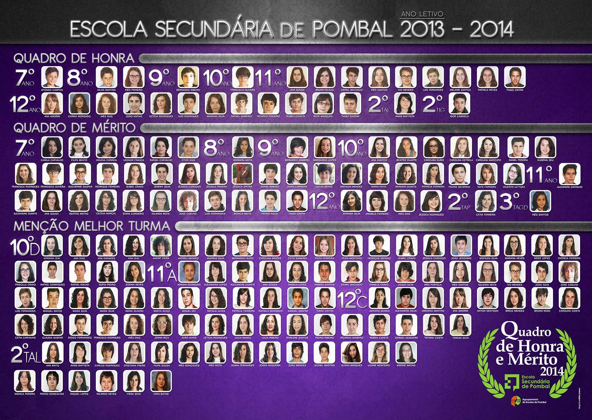 Honra Mérito 2014 (Quadro)