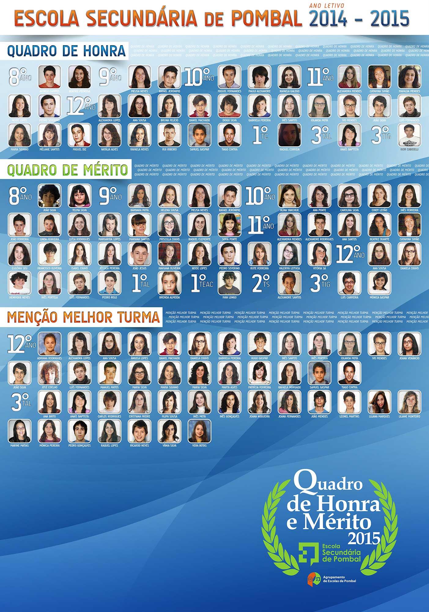 Honra Mérito 2015 (Quadro)