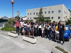 Visita Estudo ESTeSC